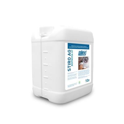 Эмульгатор, усилитель моющей способности и растворитель масел и жиров при высокой температуре Plex® Stirо АG НТ 10 л